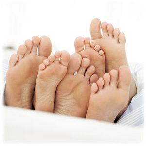 Causas emocionales que afectan al dedo GORDO del pie