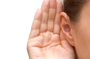 Origen emocional de la SORDERA: «No me molesten»