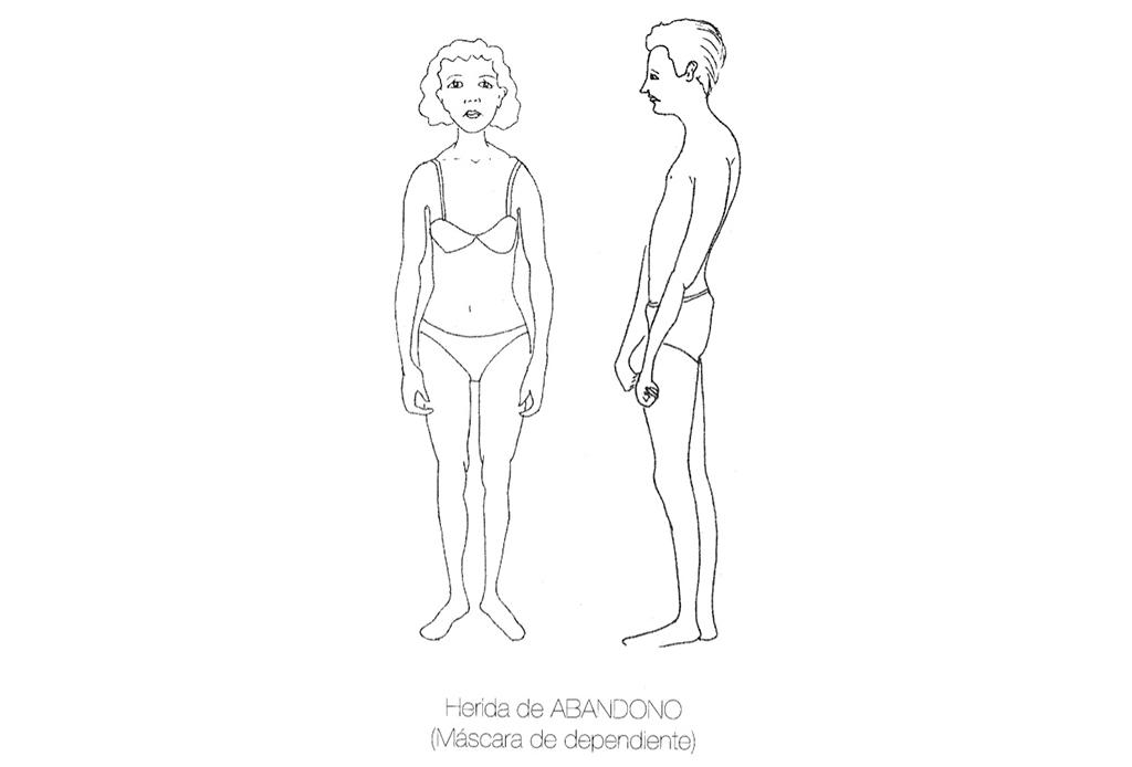 Lee más sobre el artículo El cuerpo físico tras la herida de ABANDONO